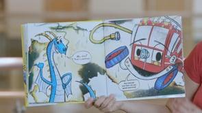 Screencap taken from Preschool Storytime Online Episode 8