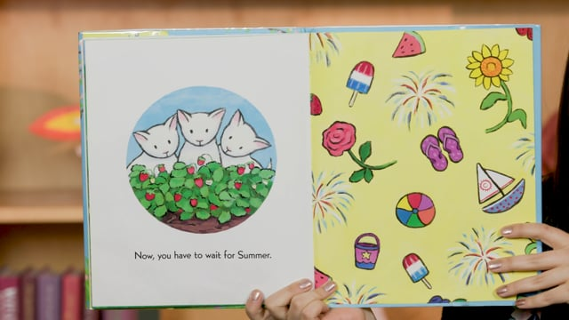 Screencap taken from Preschool Storytime Online - Episode 24