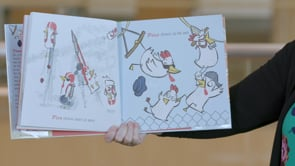 Screencap taken from Preschool Storytime Online - Episode 10