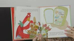 Screencap taken from Preschool Storytime Online - Episode 14