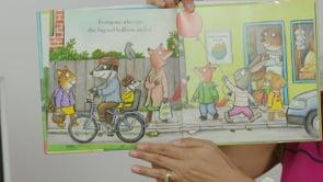 Screencap taken from Toddler Storytime Online - Episode 10