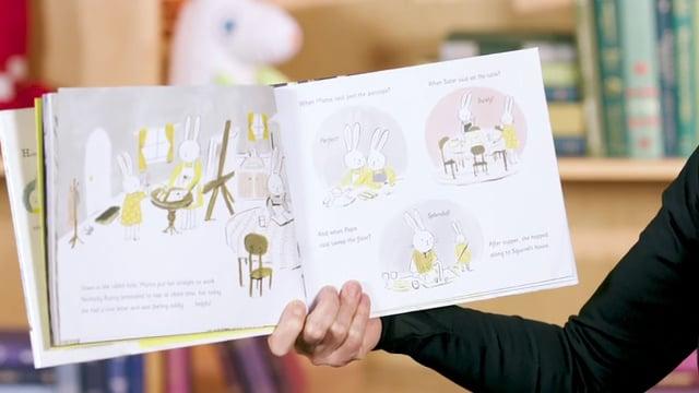 Screencap taken from Preschool Storytime Online - Episode 19