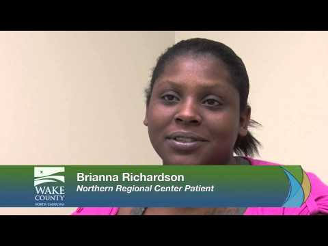 Screencap taken from The Wake County Northern Regional Center's Women's Clinic