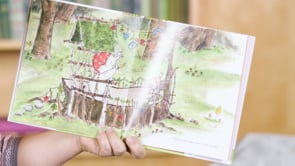 Screencap taken from Preschool Storytime Online - Episode 18