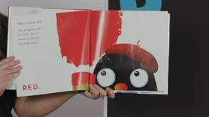 Screencap taken from Toddler Storytime Online - Episode 12
