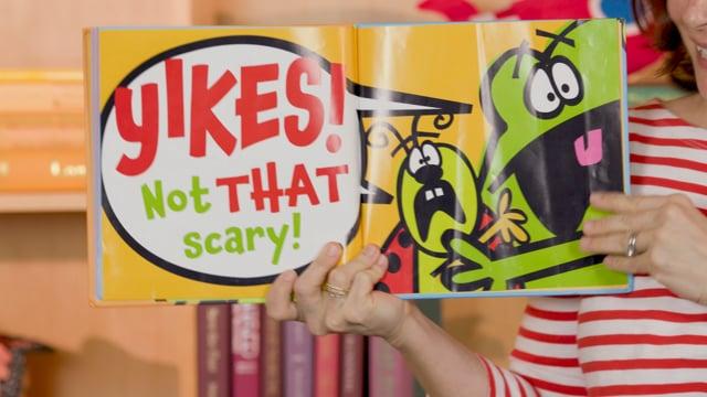 Screencap taken from Bugs Toddler Storytime - Episode 25