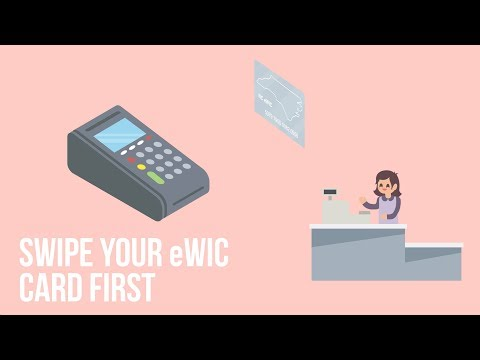 Screencap taken from Introducting eWIC - A Revolutionary Way to Redeem Benefits