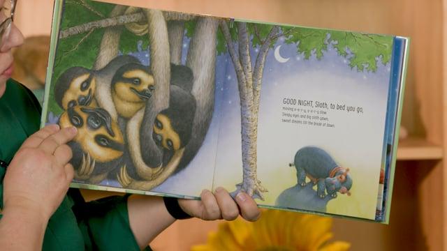 Screencap taken from Bedtime Preschool Storytime- Episode 27