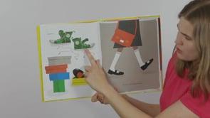 Screencap taken from Toddler Storytime Online - Episode 11