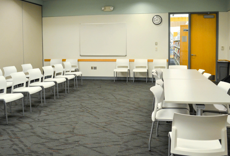 Cameron Village Regional Library Conference Room 202A