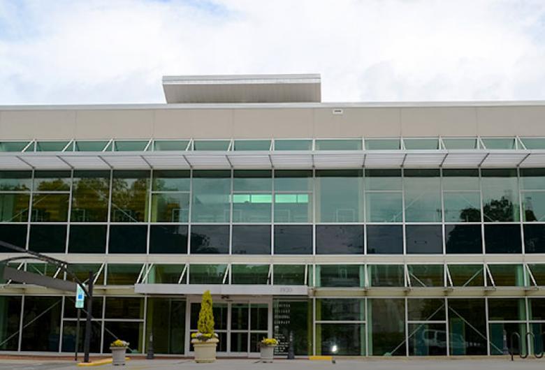 Cameron Village Regional Library