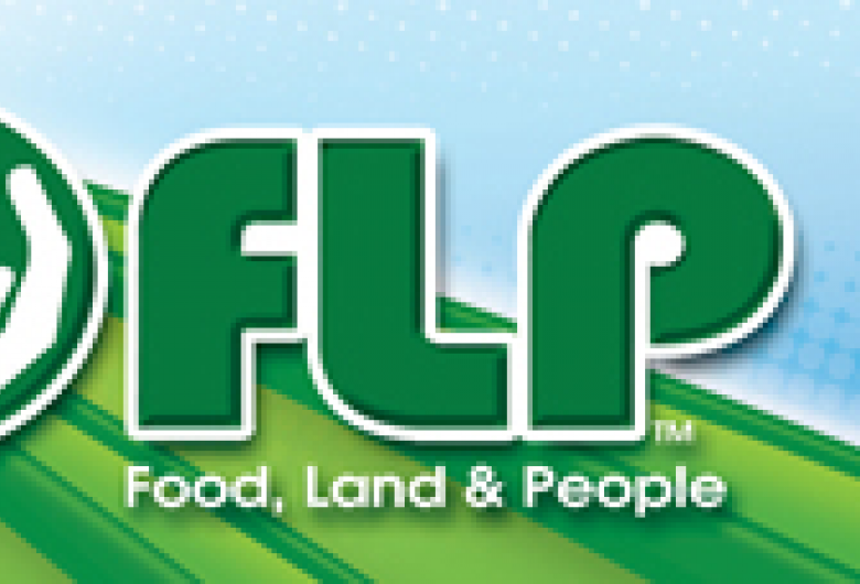 Food, Land, and People Logo