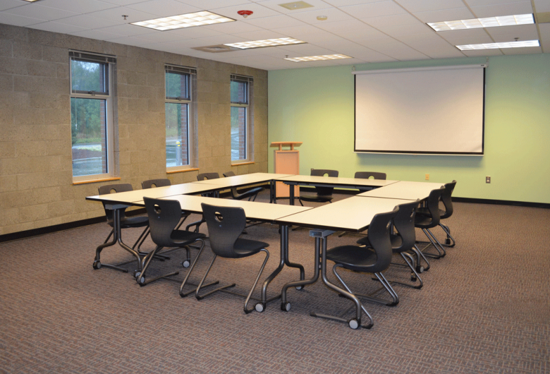 West Regional Library Conference Room