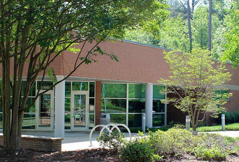 Zebulon Community Library