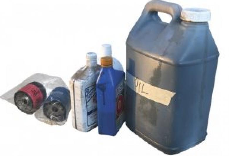 Motor Oil, Oil Filter