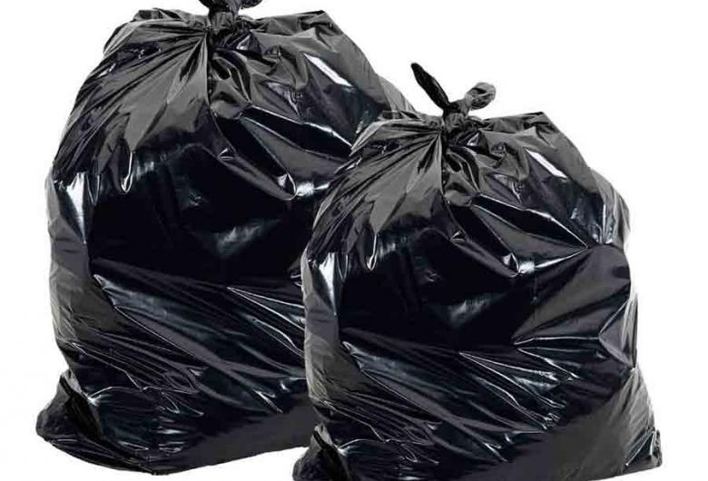 Garbage, trash, waste