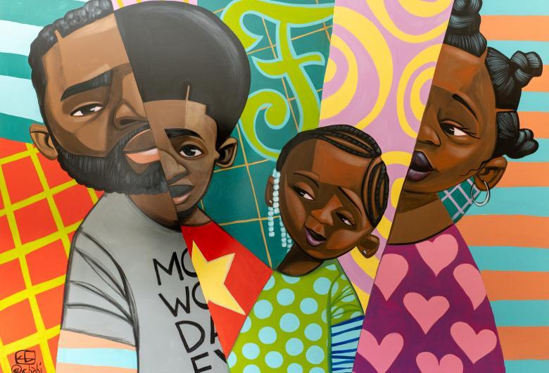 Wake House Mural 5