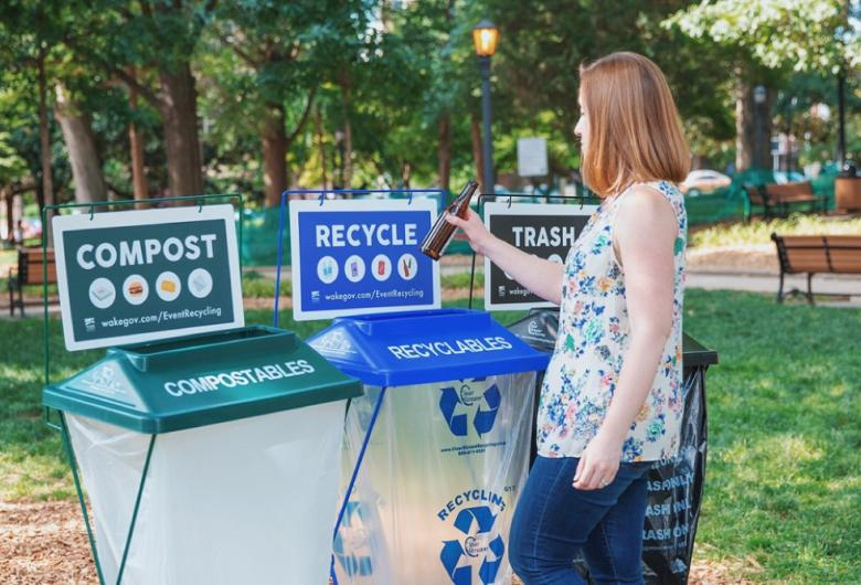 Event Recycling & Bin Loan Program
