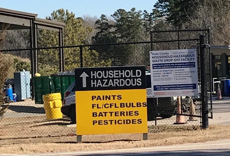 Household Hazardous Waste Facilities