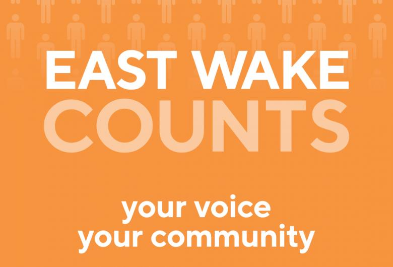 logo for east wake counts