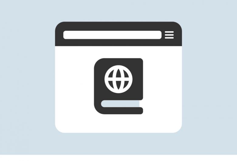 open data catalog icon