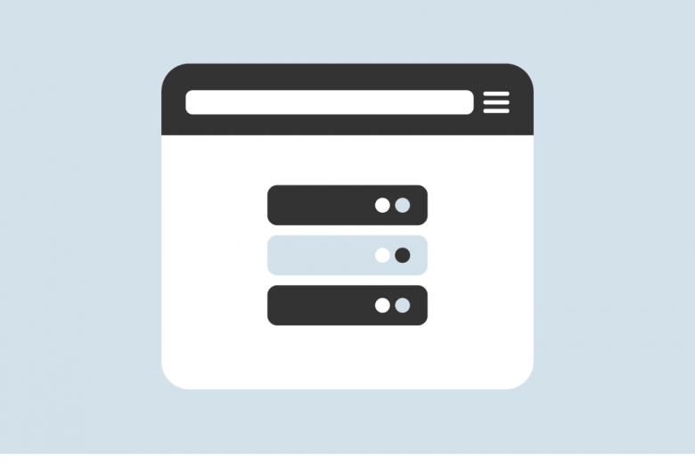 open data site icon