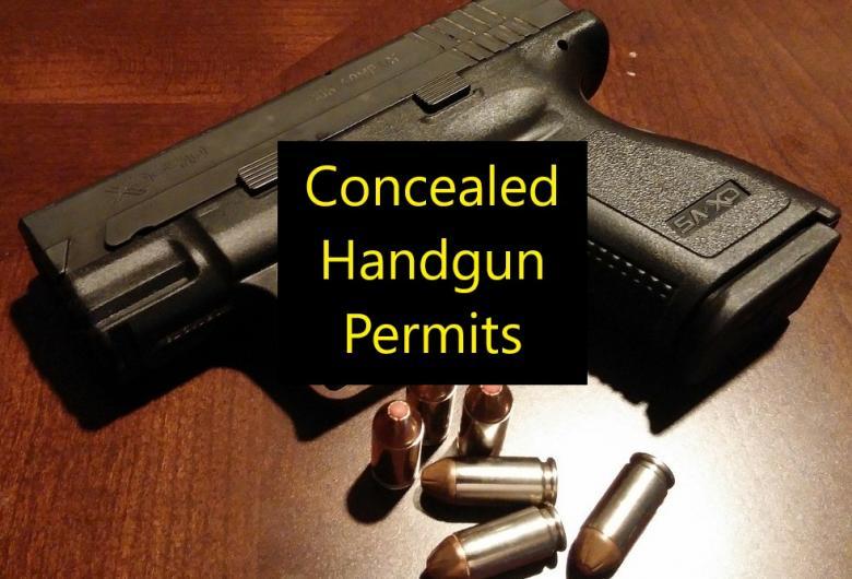 Concealed Handgun Permits