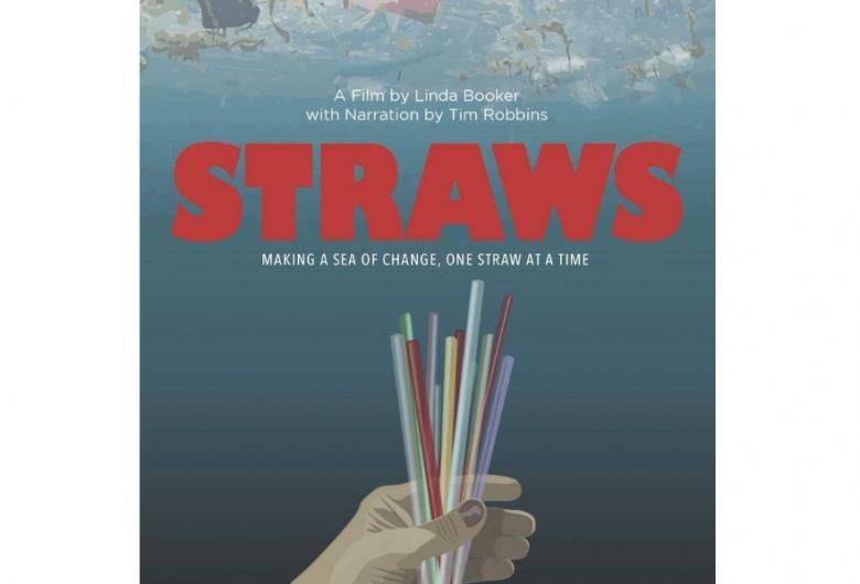 Straws Flim Poster