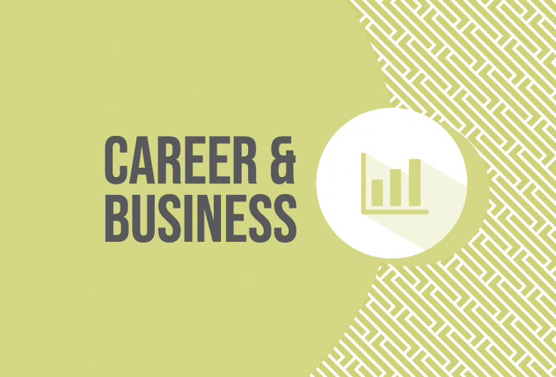 Career and Business Library event