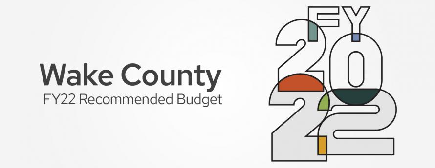 FY22 Recommended Budget