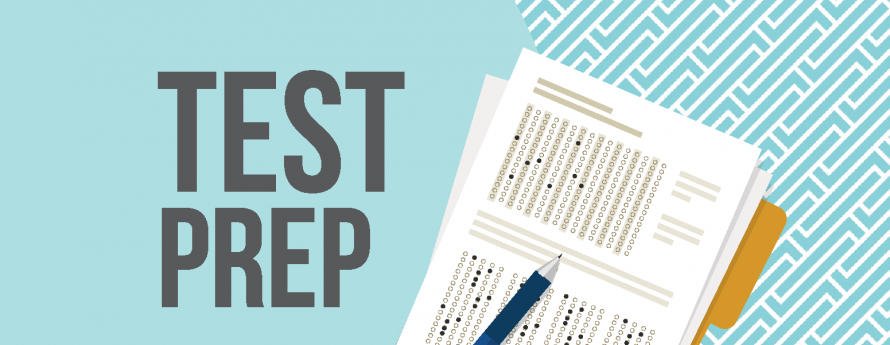 Test Preparation Library Event