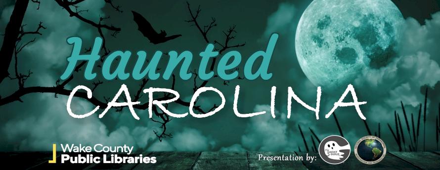 Haunted Carolina 2021