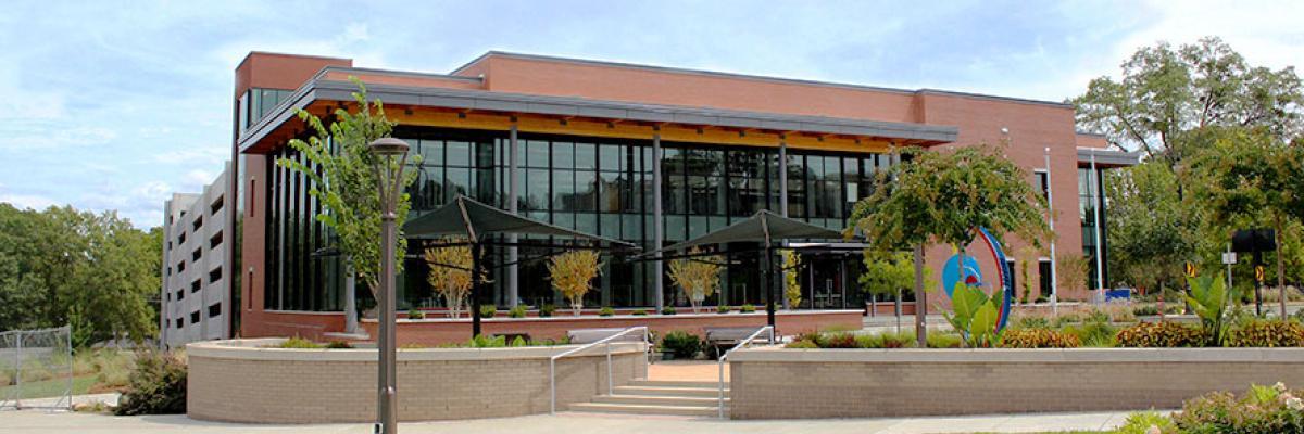Cary Regional Library