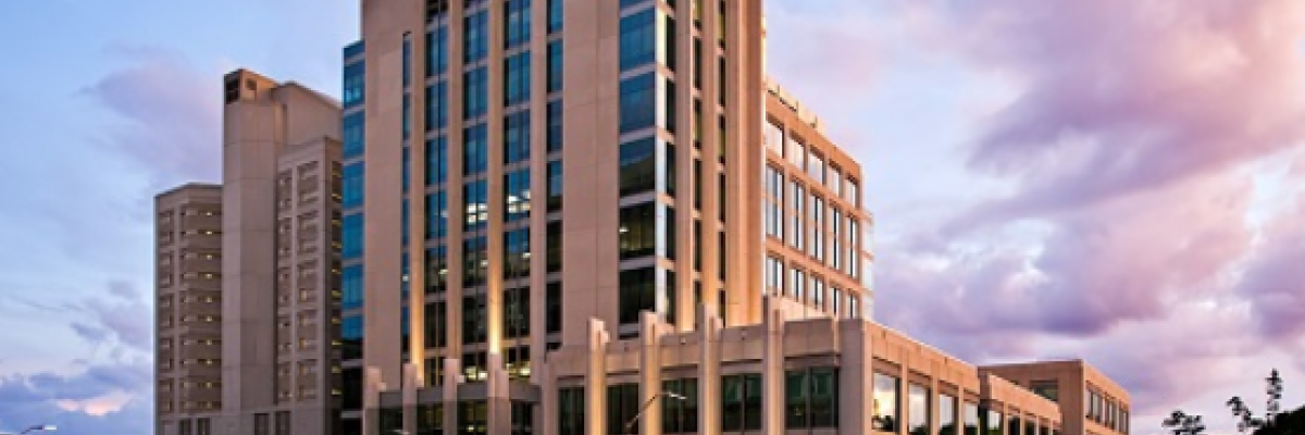 Picture of Wake County Justice Center