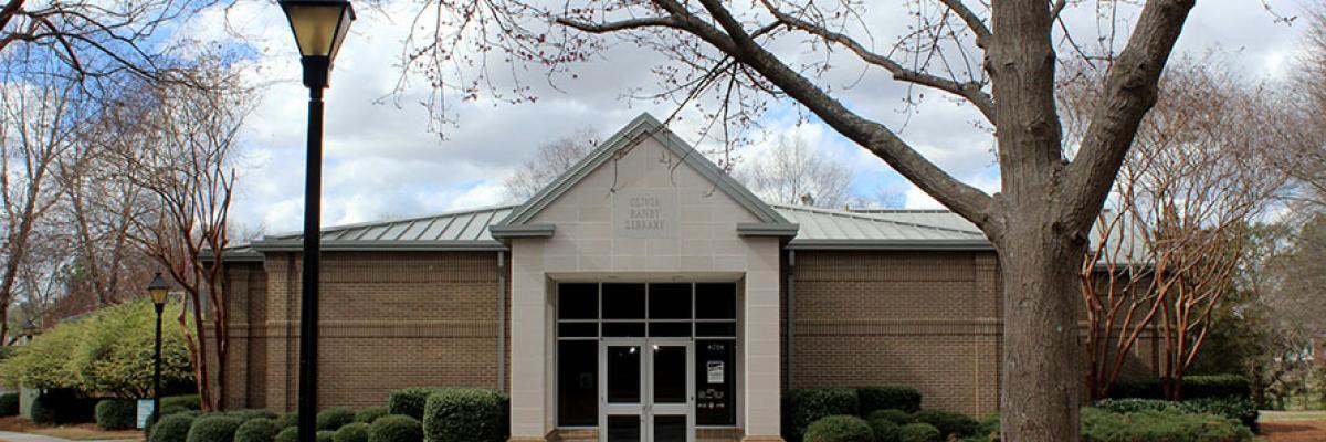 Olivia Raney Local History Library