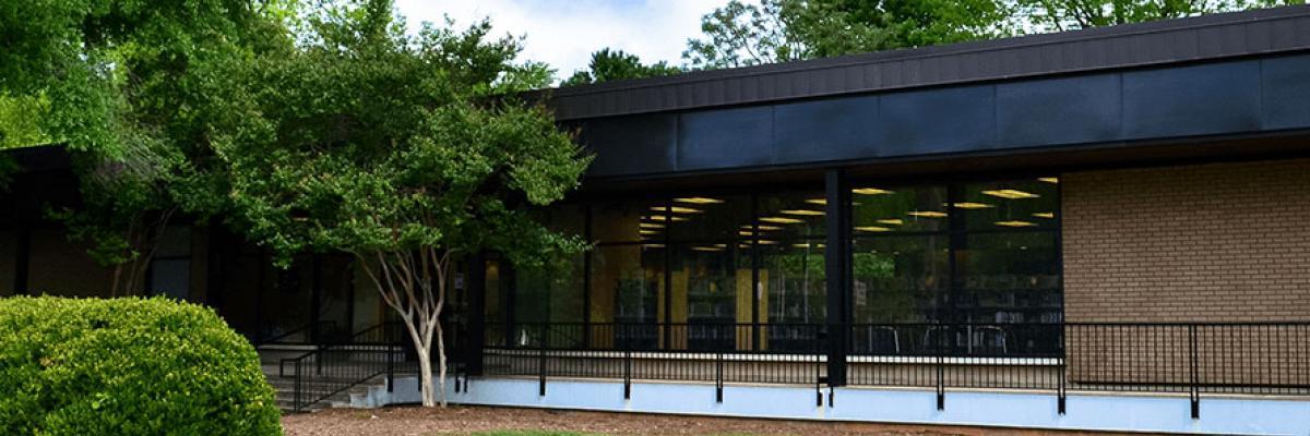 Richard B Harrison Community Library