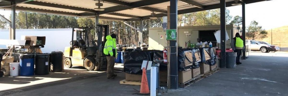 South Wake Household Hazardous Waste Facility