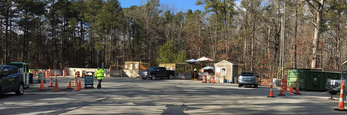 Convenience Center Site 4 Yates Mill Pond Rd Rd