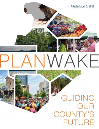 cover of Plan Wake plan