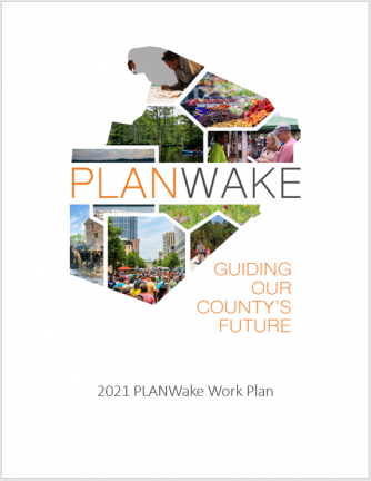 PLANWake Work Plan Cover Image