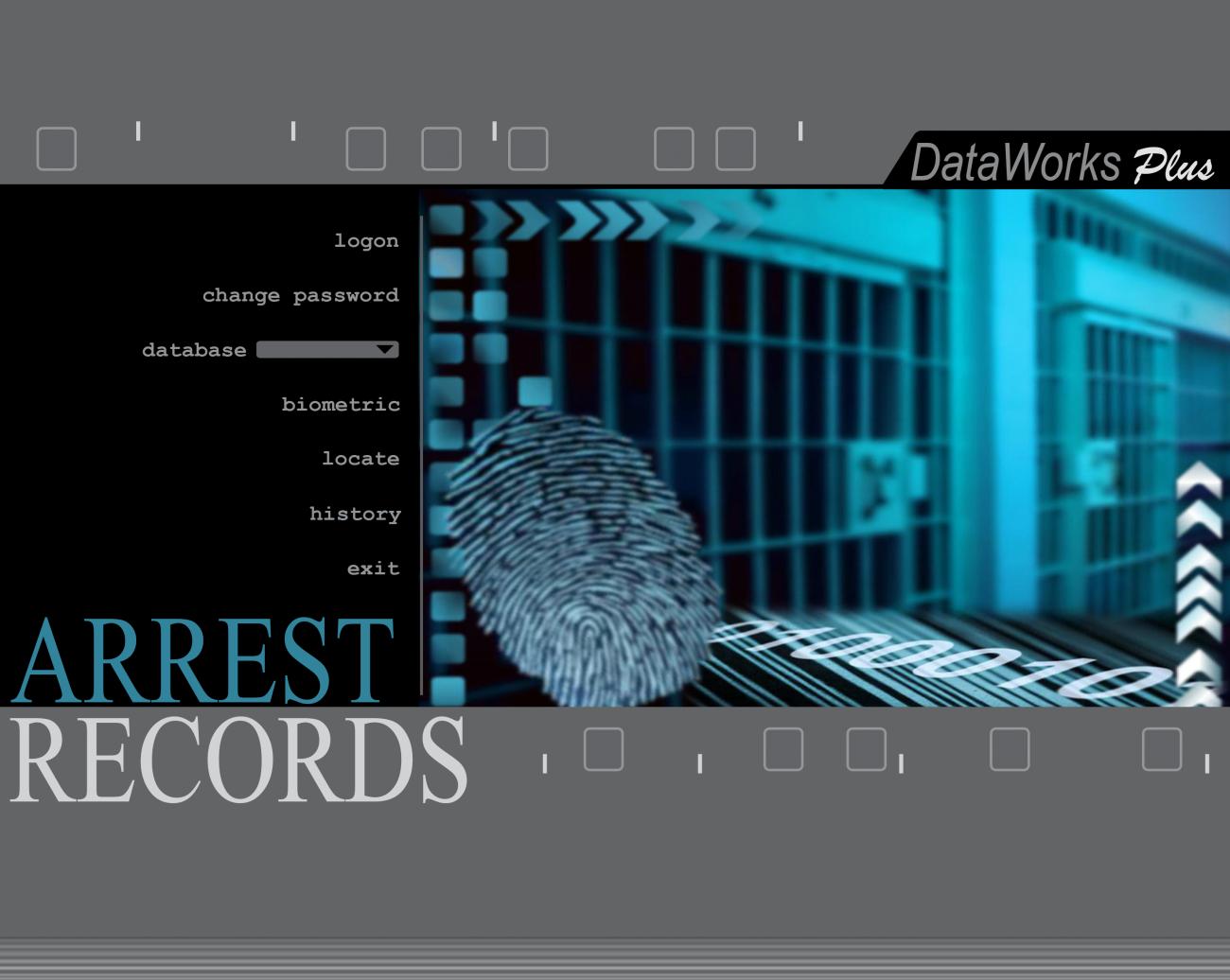Arrest Records Portal