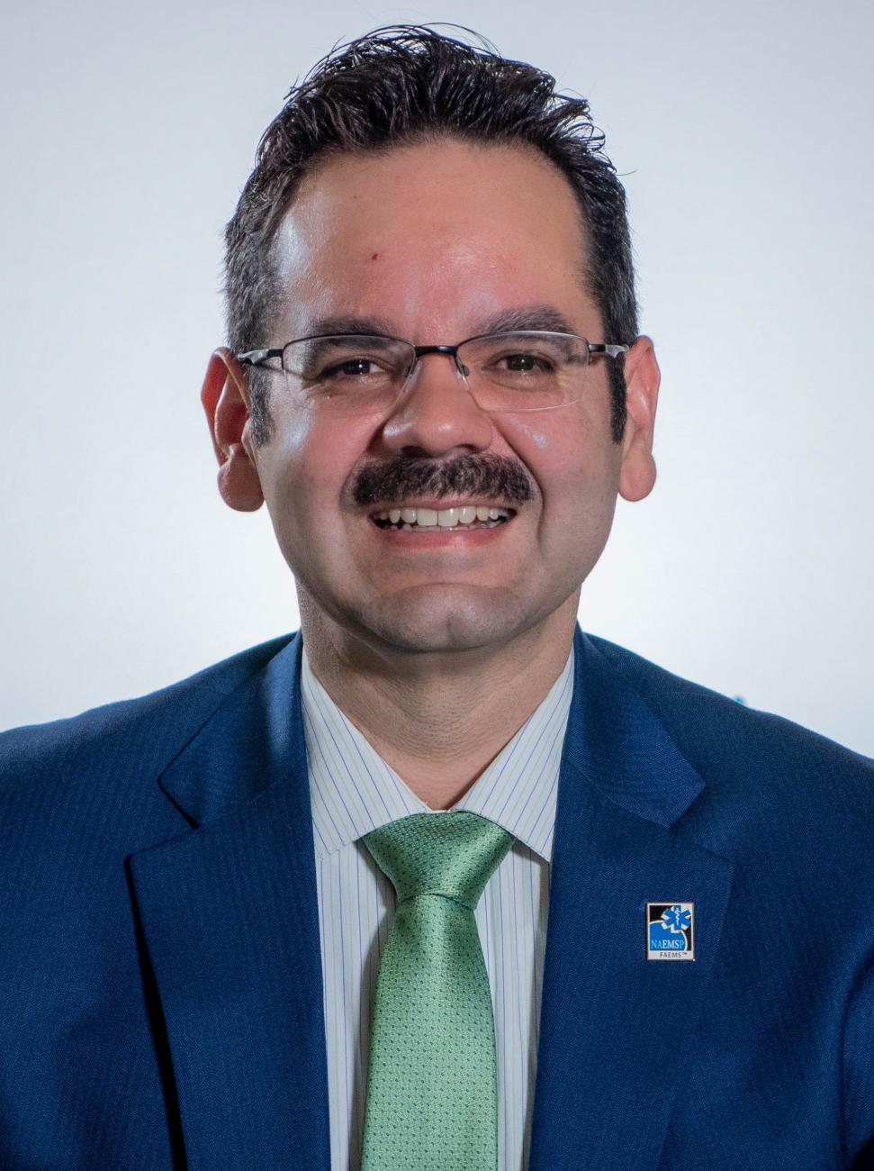 Dr. Jose Cabanas smiling portrait