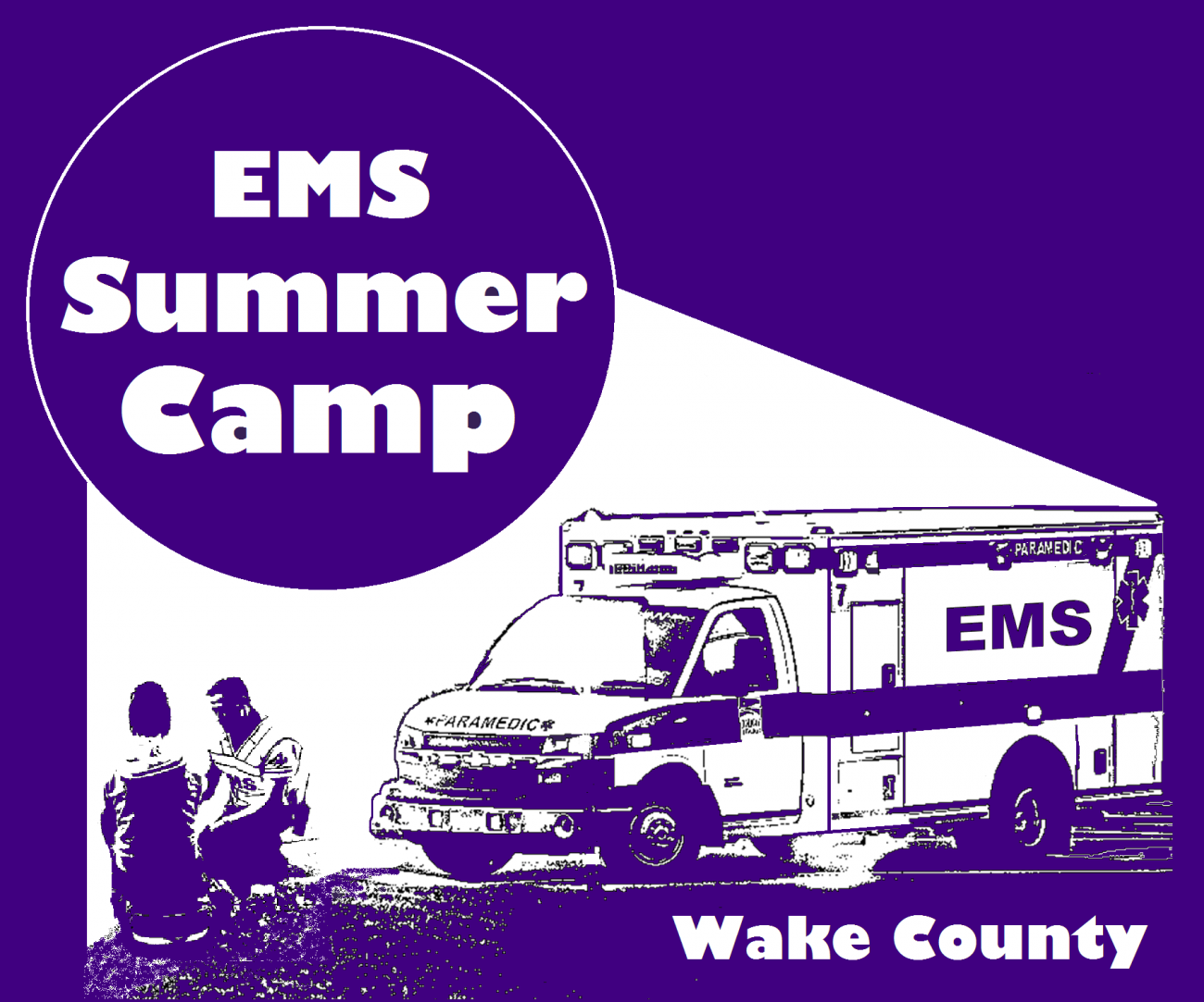 EMS Summer Camp logo