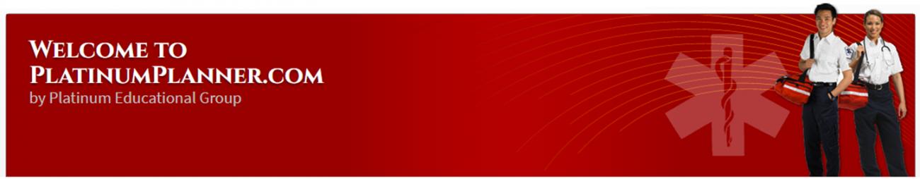 Platinum Planner logo