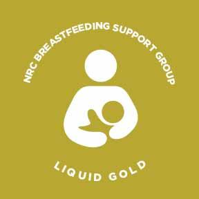 NRC Breastfeeding Support Group Logo