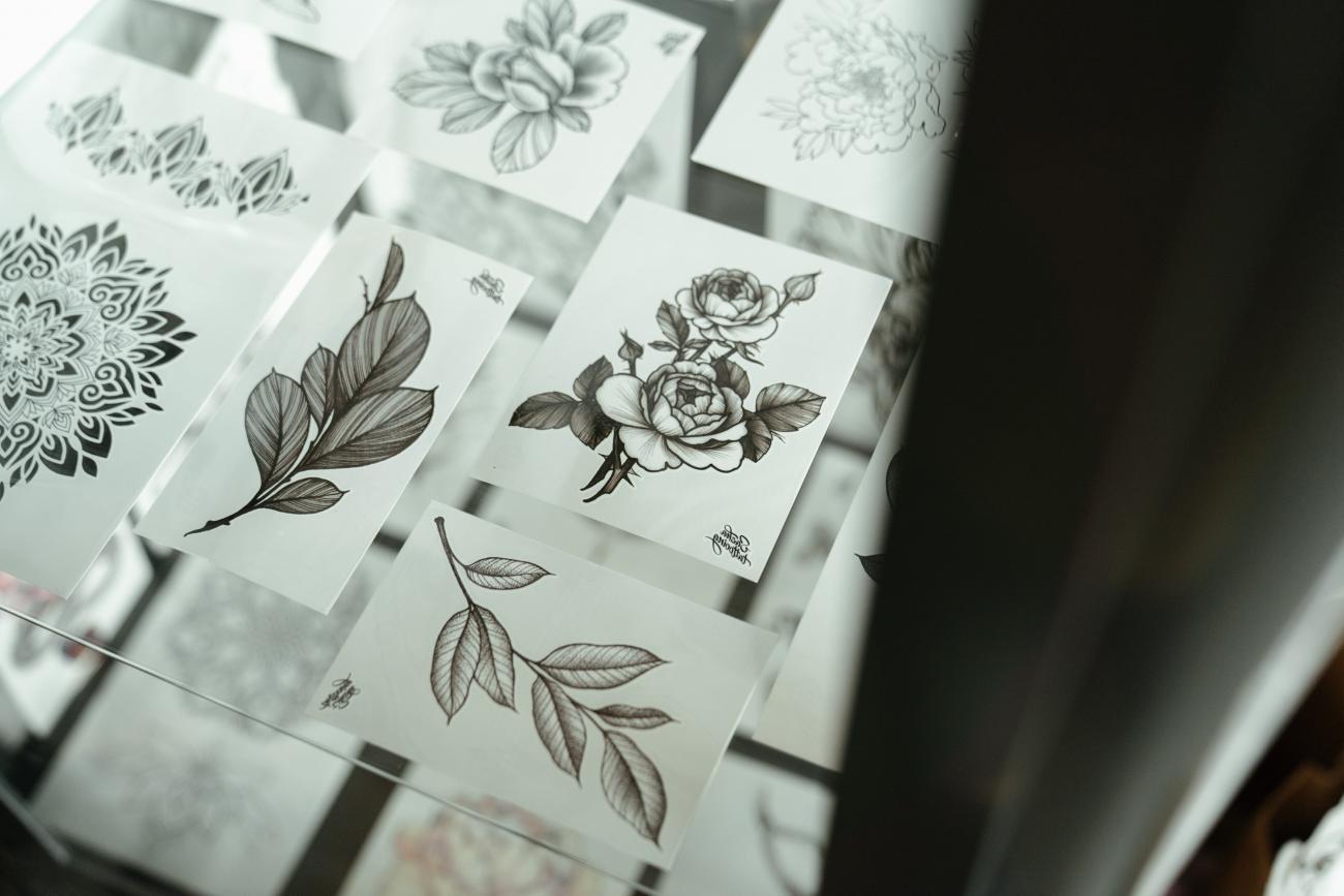 Tattoo Stencil