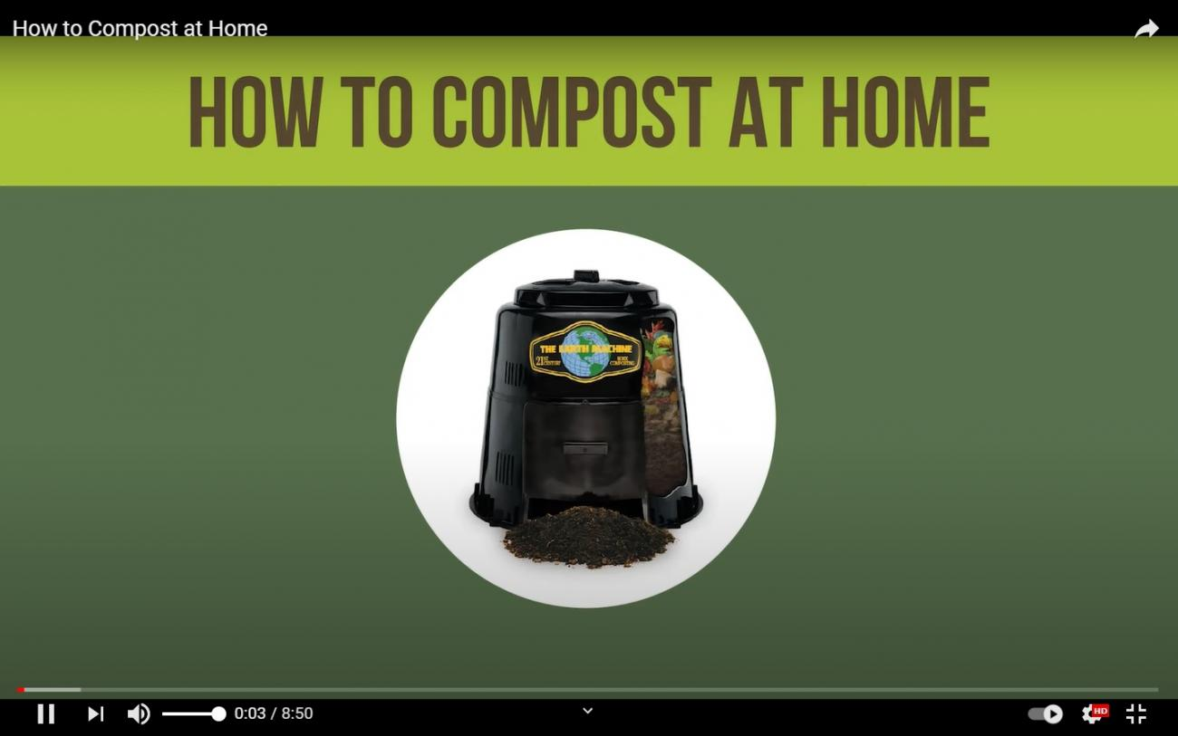 Video on How To Compost At Home