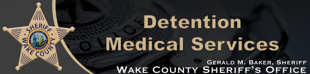 Detention medical services