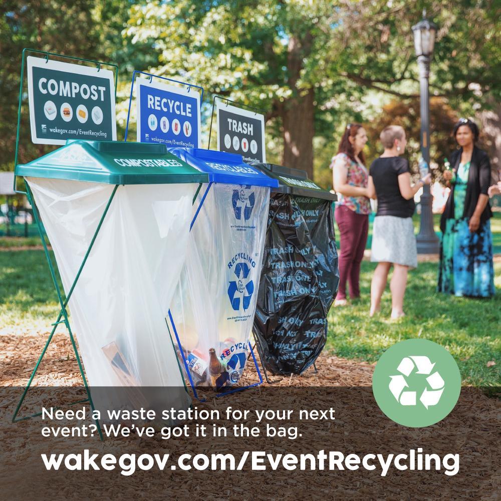 Event Recycling & Bin Loan Program