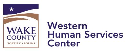 Western Human Services Center Logo